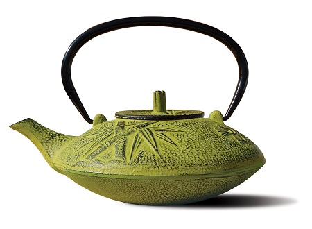 Moss Green Cast Iron