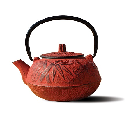 Red Cast Iron