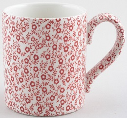 Burleigh Felicity Red Mug small