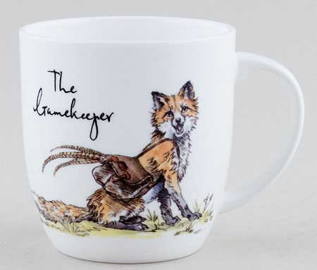 Churchill Country Pursuits Mug The Gamekeeper