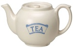Burleigh Pantry Range Teapot Pale Blue small