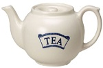 Burleigh Pantry Range Teapot Dark Blue small