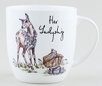 Churchill Country Pursuits Mug Her Ladyship
