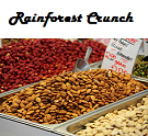Rainforest Crunch Flavored Coffee