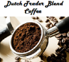 Dutch Trader Blend Coffee