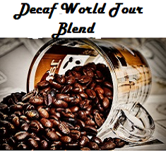 Decaf World Tour Blend Coffee
